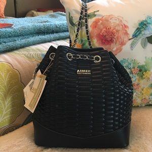 🆕Adorable Aimee Kestenberg leather backpack